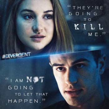 Divergent Tris and Four by nickelbackloverxoxox