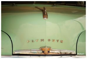 A Plymouth Special Deluxe - Hood Emblem by TheMan268
