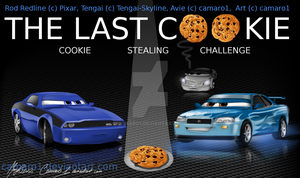 The Last Cookie by camaro1