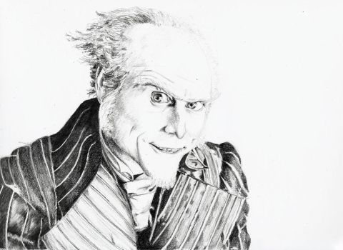 Count Olaf by purecoincidence
