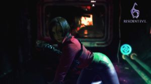 Ada Wong (RE6) Cosplay by ladykobra