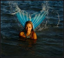 Mermaid flick 1 by wildplaces