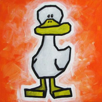Duck by alispagnola