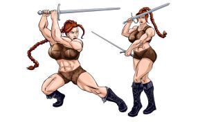Barbarian by First-Second
