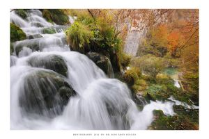 Plitvice Lakes 2012 - XIII by DimensionSeven