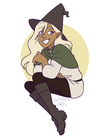 Taako by SummerSnowLeopard