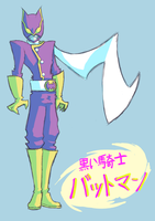 What if...Batman was a '70s Japanese superhero? by MrRizeAG