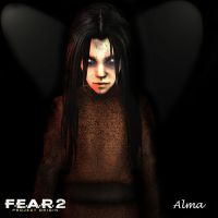 FEAR 2 Alma Wade by toughraid3r37890