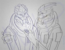 PSW - Negotiation Lines (WIP) by MoonEcho