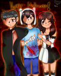 Especial Halloween! .:Speedpaint:. by agelana
