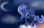 In The Darkness by MissMagicalWolf