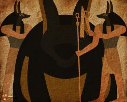 Anubis by wombologist