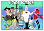 Tom Kane tribute by raggyrabbit94