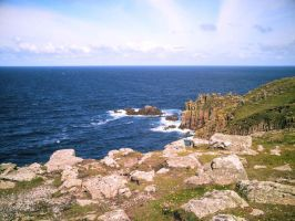 Cornwall 3 by Pyritie