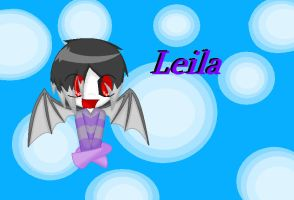 Leila by camilleartist132