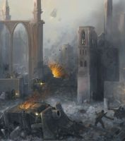 40k Cityfight by Natunen