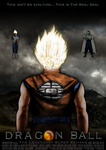 Dragon Ball Live action movie poster by Tony-Antwonio