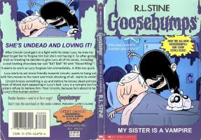 Goosebumps - Lucy the Vampire by Trackforce