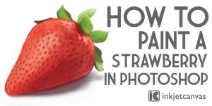 How to Paint in Photoshop by inkjetcanvas