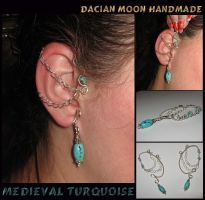 Medieval Turquoise by NessaSilverwolf