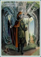 Tarot - Journey - Card 20 by ravynnephelan