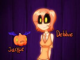 Debbie and Jackle by Ugovaria