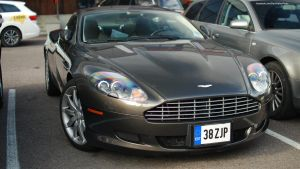 Aston Martin DB9 by ShadowPhotography