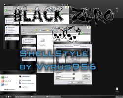BlackZero ShellStyle by Vyrus956