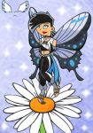 Flower Child Form 1 by WingsofMorphius