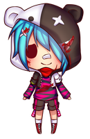 Cheeb Commission PiKo by utautouya