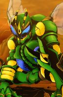 Beast Wars - Waspinator by Ahrrr