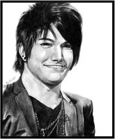 Adam Lambert by Devil-Wolf-1999