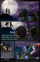 Misadventures - WOW comic 1 by MisticUnicorn