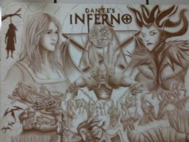 DANTES INFERNO PART 2 by H3cT0r-Dibujos