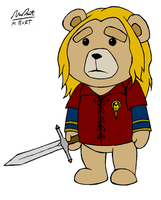 Ted Stark by DrQArt