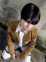 Shingeki No Kiojin Corporal Rivaille by Smexy-Boy