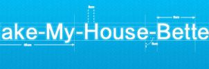 Make-my-house-better logo by datamouse
