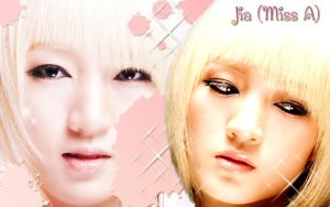 Wallpaper Jia Aniplace ver by RainboWxMikA