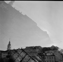 Octo  - Ilford - accidental double exposure by Picture-Bandit