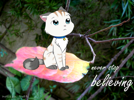 Bijou - Never Stop Believing by melissatutti
