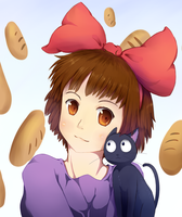 Kiki's Delivery Service by Umiano