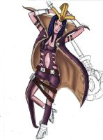 LeBlanc (unfinished...) by SoulDeku