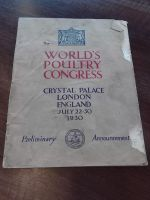 The Worlds Poultry Congress by aliast