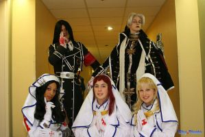 Trinity Blood Group by Roxey20