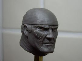Marcus Fenix Head by Mutronics