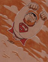 AWW SUPERMAN SHORTY MODE by galvo