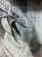White Dragon by enryson