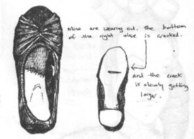 Shoe Story by prudentia