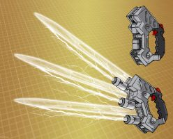 Mecha fusion claw (for T.I.T.A.N. 2100) by Grebo-Guru