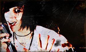 Andy Sixx -Edit. by empressofthevampires